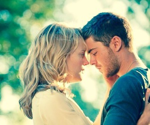 love, zac efron, and the lucky one image