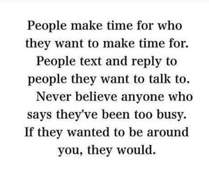people, quotes, and time image
