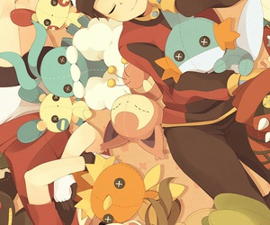 doll, pokemon, and wallpaper image