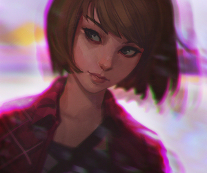 life is strange, max, and max caulfield image