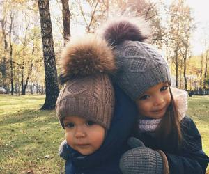 children and love image