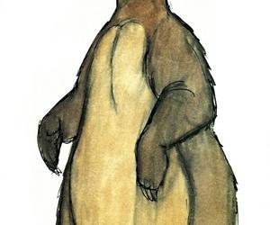 bear, disney, and baloo image