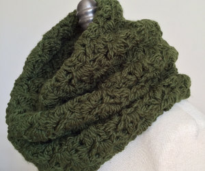 cowl, winter accessories, and chunky scarves image
