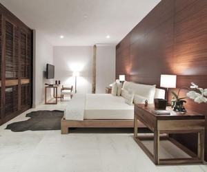 bedroom, luxury, and picture image