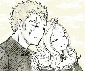 fairy tail and miraxus image