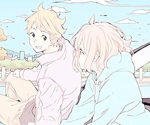 anime, akihito, and mirai image
