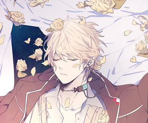 diabolik lovers, anime, and boy image