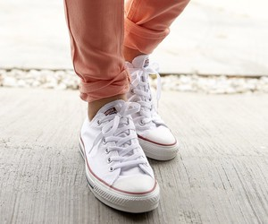 chuck taylors, classic, and converse image