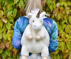 unicorn and bag image