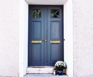 doors, magical, and pretty image