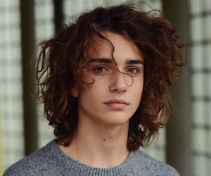 boy and hair image