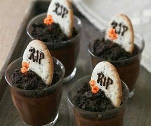 Halloween, food, and rip image