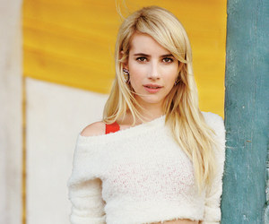 emma roberts and scream queens image