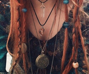 celtic, medieval, and dread head image