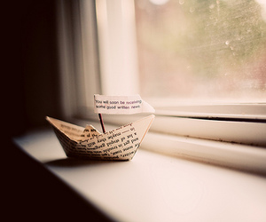 boat and Paper image