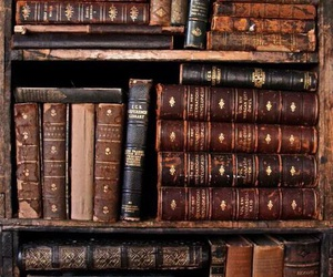 antique, celtic, and books image
