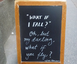 darling, fall, and fly image