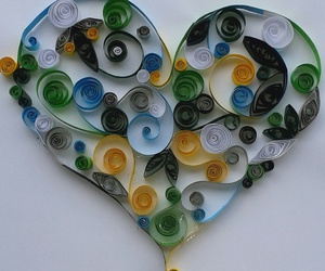 diy, quilling, and basteln image