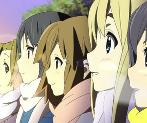 k-on+ and k+on+anime image