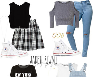 jade thirlwall, little mix, and little mix style image