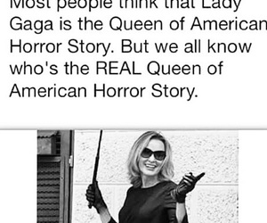 coven, hotel, and jessica lange image