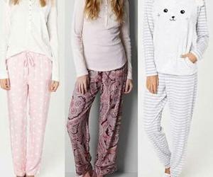 clothes, invierno, and pijamas image