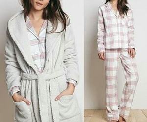 outfit, pijamas, and cute image