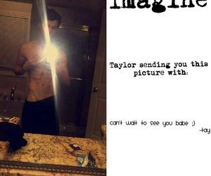 boy, imagine, and taylor image