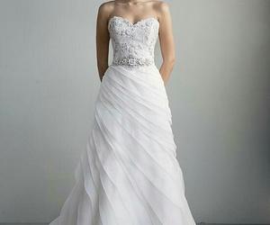bridal, dress, and weddingdress image