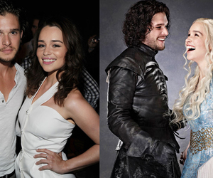 friendship, game of thrones, and kit harington image