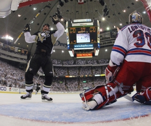 hockey, ice, and pittsburgh penguins image