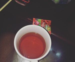 peace, relax, and tea image