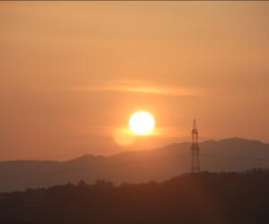 sunrise and sola image