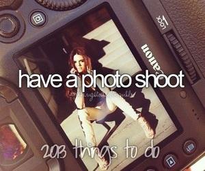 photoshoot and bucket list image