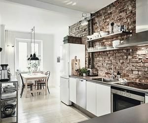 bricks, decor, and design image