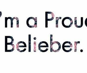 justin bieber, belieber, and proud image