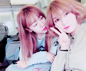 kpop, maknae, and hayoung image