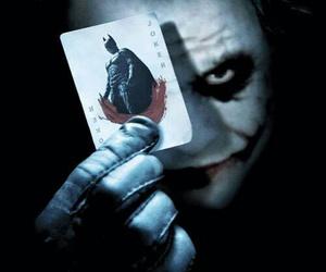 batman, the dark knight, and joker image