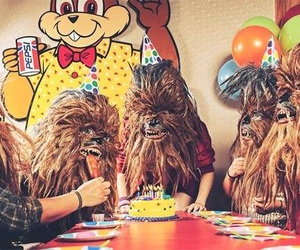 star wars and hbd image