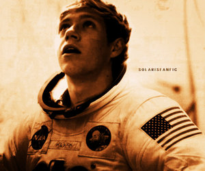 astronaut, guys, and louis image