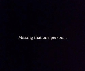 missing, quote, and sad image