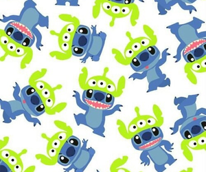 wallpaper, stitch, and disney image