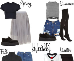 outfit, jade thirlwall, and little mix image