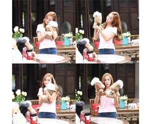 jessica jung, snsd, and jung sooyeon image