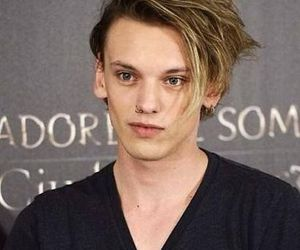 Jamie Campbell Bower, city of bones, and jace image