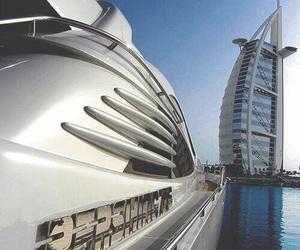 Dubai, luxury, and yacht image