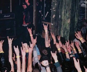 concert, grunge, and rock image