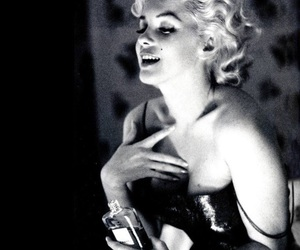 Marilyn Monroe, chanel, and marilyn image