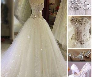 beauty, wedding dress, and ericdressreviews image