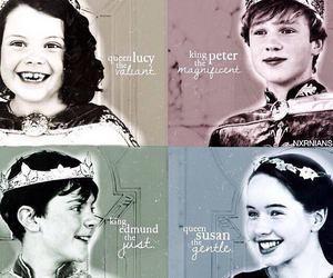 adventure, lucy pevensie, and narnia image